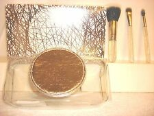 M.A.C. COSMETIC BRUSHES (3 PCS. SET IN A BAG)