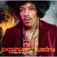 THE JIMI HENDRIX EXPERIENCE: THE BEST OF JIMI HENDRIX  CD  21 TRACKS ROCK  NEU