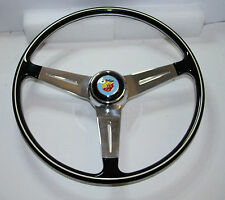 Classica FIAT 500 600 750 850 TC 1000 ABARTH STILE VOLANTE 395mm unico!