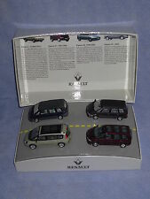 DV6606 UNIVERSAL HOBBIES UH RENAULT COLLECTION ESPACE COFFRET 1984-2004 1/43