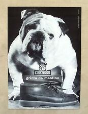E833- Advertising Pubblicità -1986- BULL DOG , NEI NEGOZI BRUNO MAGLI