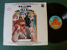 "D.C. LARUE starring in ""THE TEA DANCE"" - LP 33T 1976 French PYRAMID R.A. 20251"