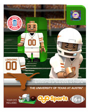 TEXAS LONGHORNS CAMPUS COLLECTION #00 OYO MINIFIGURE LEGO NEW FREE SHIPPING