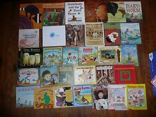 Lot of 30 Softcover CHILDREN PICTURE BOOKS Great Variety Lois Ehlert Jim Arnosky