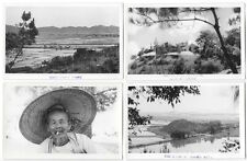 Eight Real Photo Postcards of Korea During the Korean War~105372