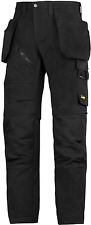 6203 Snickers RuffWork, Work Trousers Holster Pockets