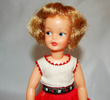 VINTAGE BLONDE  PEPPER DOLL TAMMY'S SISTER  EXC. COND. IDEAL ORIGINAL outfit