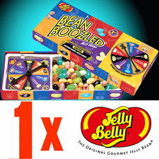 JELLY BELLY 3 EDIZIONE 100g BEAN BOOZLED CARAMELLE CON GIOCO USA PARTY SNACK BOX