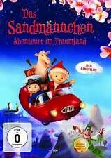 UNSER SANDMÄNNCHEN Abenteuer im Traumland DER SANDMANN KINOFILM  DVD Neu