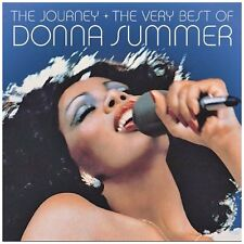 DONNA SUMMER - THE JOURNEY - THE VERY BEST OF: 2CD ALBUM SET (2004)