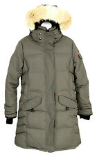 Outdoor Survival Canada Karima Women's Jacket Size L Steel Grey