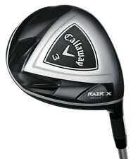 Brand New LH Callaway RAZR X BLACK 18* 5 Fairway Wood Ladies flex Graphite LH