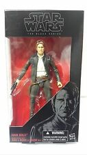 "STAR WARS EPISODE 7 BLACK SERIES 6"": HAN SOLO   #18"