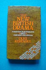 Oleg Kerensky, The New British Drama - Hamish Hamilton Ltd. London