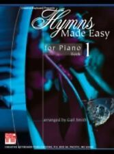 HYMNS MADE EASY FOR PIANO BOOK 1 - NEW PAPERBACK BOOK