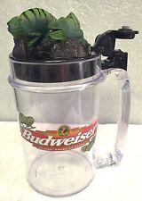 """Budweiser 3D Lidded Beer Mug -  Chameleons Louie & Frankie """"We Coulda Been Huge"""""""