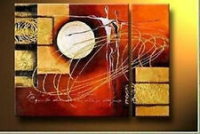 Pure hand-drawn Modern Abstract Art Oil Painting On Canvas(No Frame)