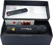 * TOP * ledlenser TORCIA LED t2 regalo box con sostegno e batterie