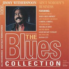 JIMMY WITHERSPOON - Ain't nobody's business - CD album (The Blues Collection 24)