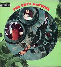 "SOFT MACHINE ""S/T"" ORIG US 1968 MOVING PARTS CVR VG++/EX+"