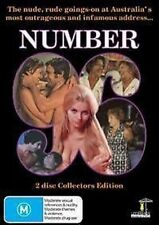NUMBER 96 2 disc collectors edition (PAL Format DVD. REGION 0)
