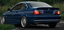 BOOT SPOILER FOR BMW E46 coupe  ALPINA