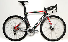 48CM STRADALLI RD17 HYDRAULIC DISC BRAKE CARBON ROAD BIKE SHIMANO 9070 Di2 11sp