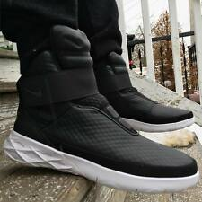 Nike Swoosh Hunter hntr NikeLab MAG NERO LIKE Hi Tops (UK 11-EUR 46-US 12)