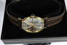 CLASSIC MEN'S VINTAGE ROTARY WATCH - HAND WIND - SWISS MADE IN ORIGINAL BOX