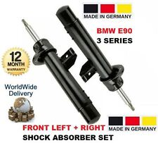FOR BMW 316D 318D 320D 2005-2011 2x FRONT LEFT RIGHT SHOCK SHOCKER ABSORBER SET