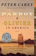Parrot and Olivier in America (Vintage International)