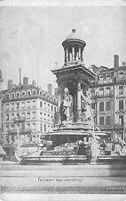 BR72733 fontaine des jacobins  lyon  france