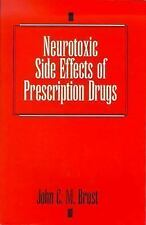 Neurotoxic Side Effects of Prescription Drugs, 2e-ExLibrary