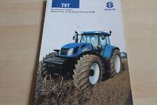 127837) New Holland TVT 135 145 155 170 190 Prospekt 12/2004