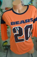 Victoria's Secret love pink t shirt top chicago bears Small S jersey
