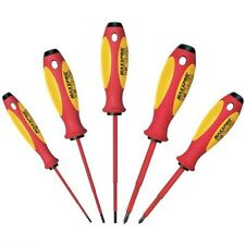 Witte Max Pro Insulated 5 Piece Screwdriver Set 21603