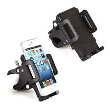 Bike Motorcycle Mount Holder Cradle Stand for Smart Cellphone iPhone iPod MP3