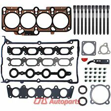 99-06 AUDI VOLKSWAGEN 1.8L Turbo Cylinder HEAD GASKET SET+BOLTS KIT New Parts!