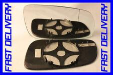SKODA OCTAVIA MK1 1996-2004 DOOR WING MIRROR GLASS HEATED BLIND SPOT RIGHT