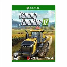 Xbox One 1 Farming Simulator 17 NEW Sealed REGION FREE USA Game