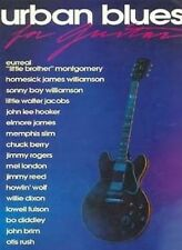 URBAN BLUES FOR GUITARS - 112 PAGE SONGBOOK - 1988