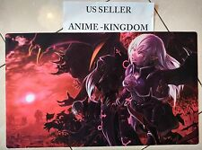 USA Seller Custom Yugioh Playmat Play Mat Large Mouse Pad Vampire Theme # 482