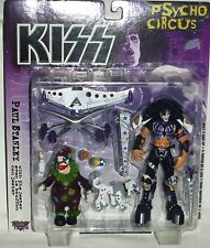 kiss pyscho circus figure / toy paul stanley