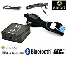 Interface Bluetooth MP3 AUX pour Smart ForTwo, Smart ForFour