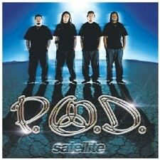 P.O.D. - SATELLITE (NEW VERSION) CD ROCK 15 TRACKS NEU