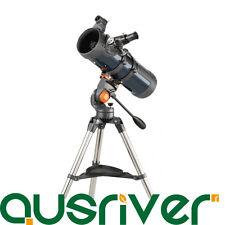Celestron AstroMaster 114AZ Telescope Astronomical Terrestrial  Xmas Gift 31043