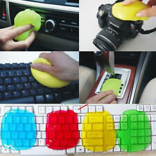 Computer Cleaning Putty Gel Car Air Conditioner Dust Crumbs Keyboard Desk Laptop