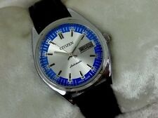 VINTAGE CITIZEN AUTOMATICO  CABALLERO MEN WRIST WATCH JAPAN GOOD CONDITION..