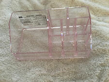 Durable Clear Acrylic Cosmetics Make Up Organizer and Storage