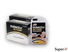 Duracell Activair Hearing Aid Batteries Size 312 (2 x 40 packs) (80 cells total)